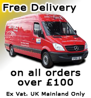 Next Day delivery subject to stock